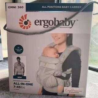 Ergobaby - エルゴベビー オムニ360 クールエア