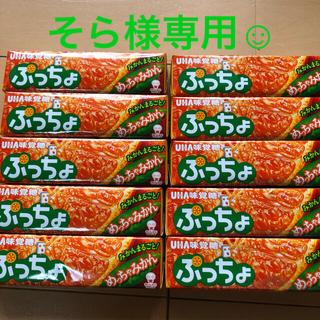 ユーハミカクトウ(UHA味覚糖)のそら様専用 UHA味覚糖 ぷっちょ      めっちゃみかん(菓子/デザート)