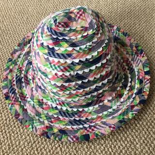 ラルフローレン(Ralph Lauren)の(48㎝)■ラルフローレン/RALPHLAUREN■チェックハット/帽子(帽子)