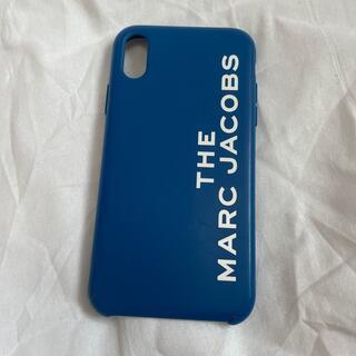 マークジェイコブス(MARC JACOBS)のMARC JACOBS iPhoneXR スマホケース(iPhoneケース)