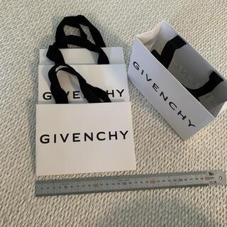 ジバンシィ(GIVENCHY)のGIVENCHY ショッパー 4枚(ショップ袋)