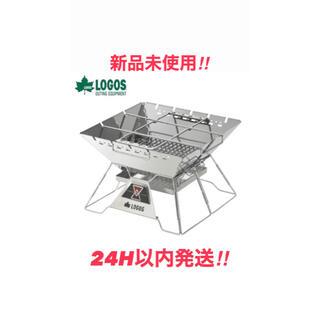 LOGOS - 【新品・24以内発送】LOGOS the ピラミッド TAKIBI L 焚き火台