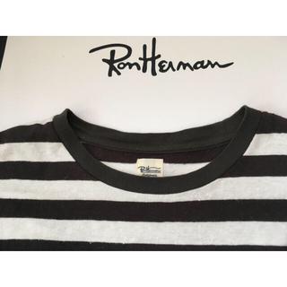 Ron Herman - ロンハーマン  RHC ボーダー Tシャツ RRL チャンピオン ラルフ TMT