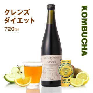 KOMBUCHA+KOUSO 720ml×1本(その他)