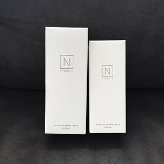 N organic(エヌオーガニック)ローション&セラムset