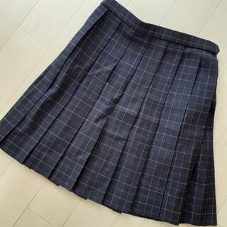 【専用!!】制服スカート コスプレ 紺チェック 大きいサイズ(衣装)