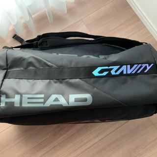 ヘッド(HEAD)の★最新作新品★HEADテニスラケットバック(バッグ)