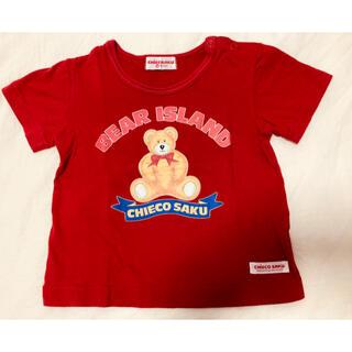 ミキハウス(mikihouse)の☆ミキハウス チエコサク☆ 半袖Tシャツ 80(Tシャツ)