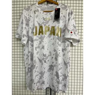 UNDER ARMOUR - 【新品未使用】UnderArmor JAPAN カモデザインshirt(XXL)