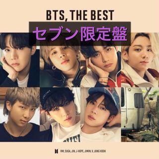 防弾少年団(BTS) - 『BTS,THE BEST』セブンネット限定盤