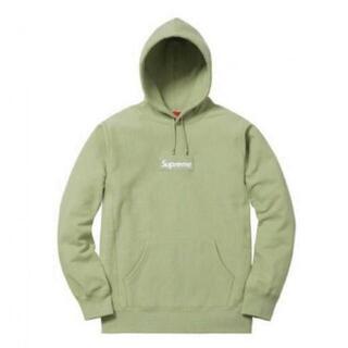 Supreme - [XL] Supreme Box Logo Sweatshirt SAGE