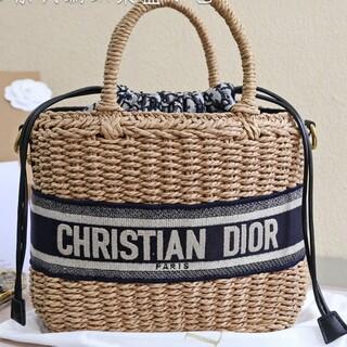 Christian Dior 買い物袋を編む最低価格