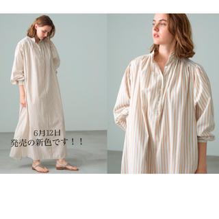 ロンハーマン(Ron Herman)の新品 TEN × Ron Herman Stripe Kaftan Dress (ロングワンピース/マキシワンピース)