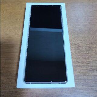 SONY - SONY Xperia 5 J9260 国内版SIMフリー グレー