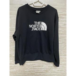 THE NORTH FACE - ザ ノースフェイス トレーナー 黒