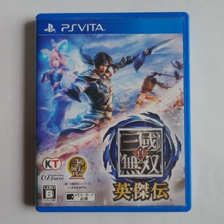 プレイステーションヴィータ(PlayStation Vita)の真・三國無双 英傑伝 Vita(携帯用ゲームソフト)