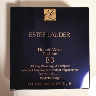 エスティローダー(Estee Lauder)の新品未使用 ダブルウェア クッション BB ファンデーション(ファンデーション)