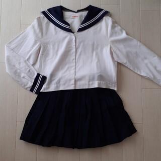 セーラー服上下 長袖 制服 コスプレ(衣装)