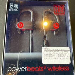 Beats by Dr Dre - Powerbeats3  Wireless  Bluetooth イヤホン 新品