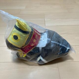 新品未開封 ネオユニバース 日本ダービー アバンティー Sサイズ(ぬいぐるみ)