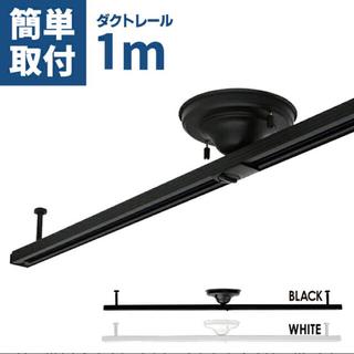 ダクトレール 1m(天井照明)