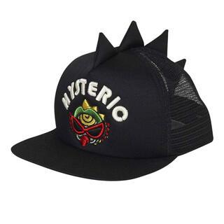ヒステリックミニ(HYSTERIC MINI)のHystericmini HYS MINILA メッシュキャップ M(帽子)