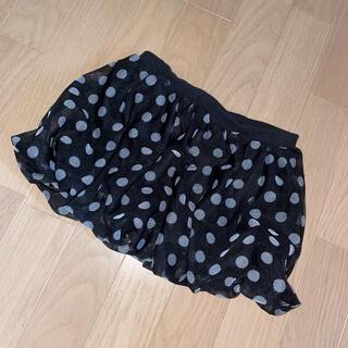 ニシマツヤ(西松屋)の西松屋 キッズ 女の子 95㎝ スカート(スカート)