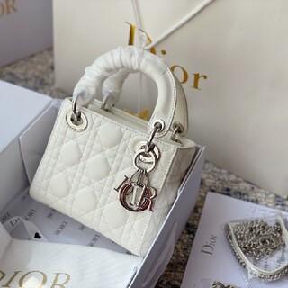 Lady Dior精緻である。人気。戴妃
