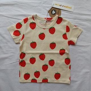 コドモビームス(こども ビームス)のmini rodini Tシャツ 80-86(Tシャツ)