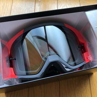 シュプリーム(Supreme)のSupreme 18ss fox racing vue goggles red(モトクロス用品)