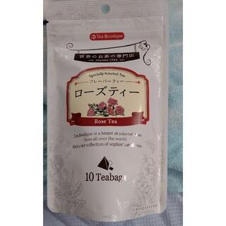 ローズティー10個入りティーバッグ世界のお茶の専門店(茶)