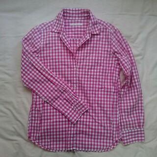 ドアーズ(DOORS / URBAN RESEARCH)のurban researchギンガムチェックシャツ(シャツ/ブラウス(長袖/七分))