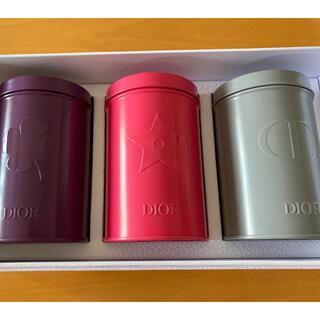 Dior - DIOR キャニスターセット