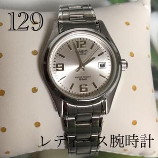 CASIO - CASIO レディース腕時計 美品