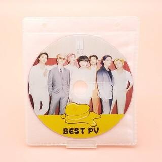 ボウダンショウネンダン(防弾少年団(BTS))の大人気💖最新作💖BTS 防弾少年団💖BEST PV DVD1枚(アイドル)