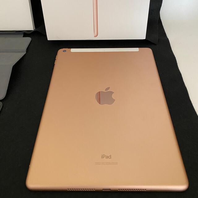 iPad(アイパッド)のiPad 第7世代 32GB SIMフリー スマホ/家電/カメラのPC/タブレット(タブレット)の商品写真