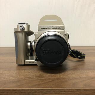 BRONICA ETRsi  レフレックスカメラ40th anniversary(フィルムカメラ)