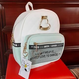 SNOOPY - SNOOPY メッシュポケット付きミニDパック