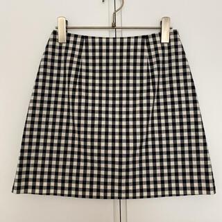 スナイデル(snidel)のsnidel♡チェックミニスカート(ミニスカート)