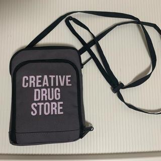 creative drug store ショルダーバッグ