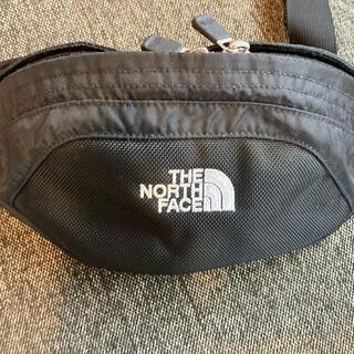 ザノースフェイス(THE NORTH FACE)のノースフェイス ウエストバッグ 黒 ウエストポーチ ノースフェース(ウエストポーチ)