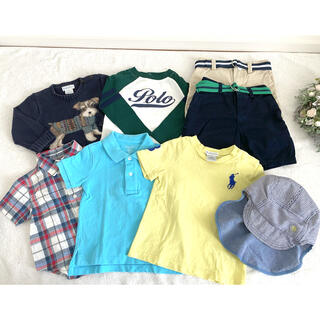 ラルフローレン(Ralph Lauren)のラルフローレン ポロ 80cm 男の子 まとめ売り (Tシャツ)