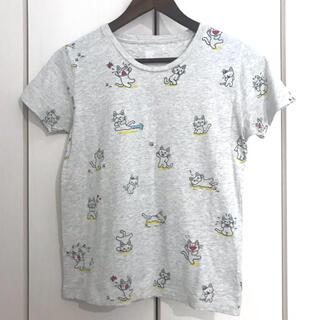 Graniph - ノンタン グラニフ コラボ Tシャツ 半袖