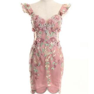 ROBE - ローブドフルール ドレス キャバ ROBE de FLEURS ナイトドレス