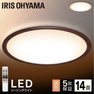 LED シーリングライト 14畳 調光 調色 LEDシーリングライト(天井照明)