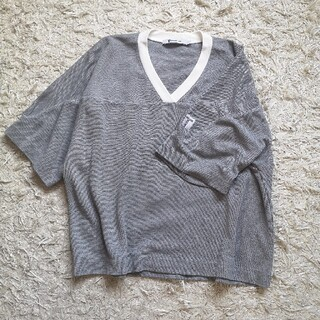 アレキサンダーワン(Alexander Wang)のT ALEXANDER WANG トップス(Tシャツ(半袖/袖なし))