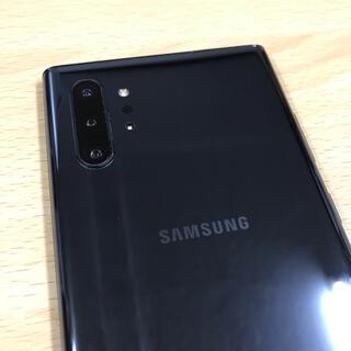 Galaxy - GalaxyNote10 5G Aura Black 256GB SIMフリー
