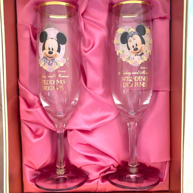 Disney(ディズニー)の新品 ❁ディズニーストアー グラス 食器❁ 結婚祝い インテリア/住まい/日用品のキッチン/食器(グラス/カップ)の商品写真