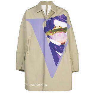 UNDERCOVER - 希少 UNDERCOVER × VALENTINO 2019AW  UFOコート