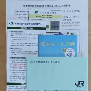 ⭐JR東日本株式優待割引券 1枚(その他)
